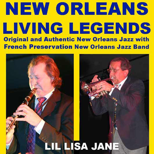 groupe jazz new orleans sammy rimington