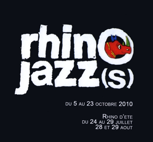 rhino jazz cd